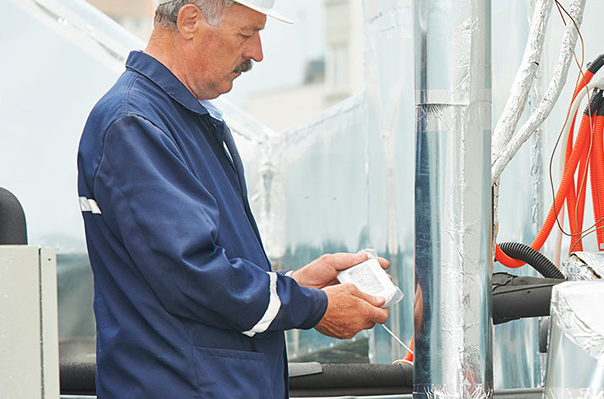 Системы вентиляции и кондиционирования зданий.